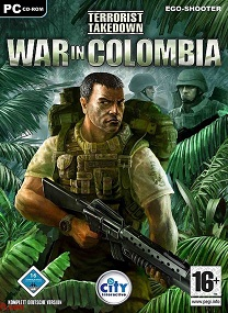 Terrorist Takedown War In Colombia-TeamMJY