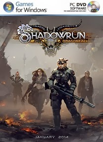 Shadowrun Dragonfall-RELOADED
