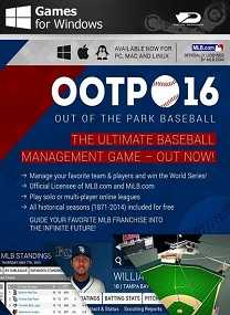 Out of the Park Baseball 16-SKIDROW