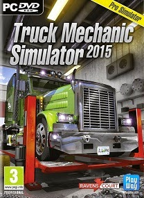 Truck Mechanic Simulator 2015-SKIDROW
