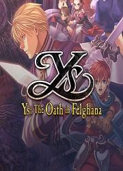 Ys The Oath In Felghana-GOG