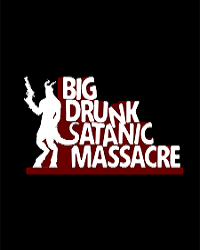 BDSM Big Drunk Satanic Massacre Afro Lou-CODEX