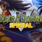 SAMURAI SHODOWN V SPECIAL-GOG