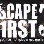 Escape First 3-PLAZA