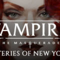 Vampire The Masquerade Coteries of New York Deluxe Edition-CODEX